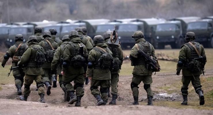 Россия 23 апреля начнет отводить войска от украинской границы