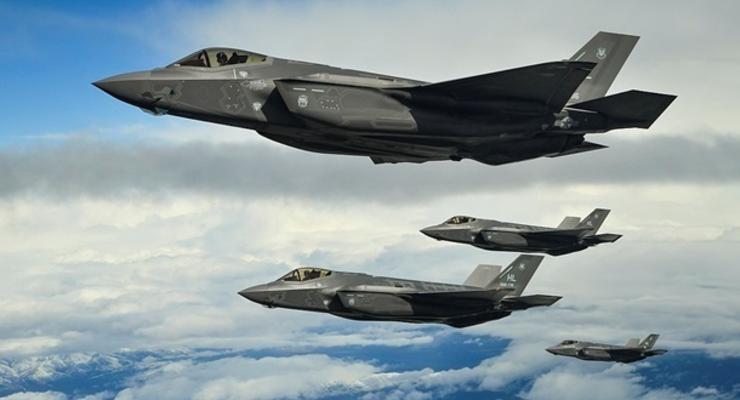 Турцию исключили из программы производства истребителей F-35
