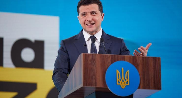 Зеленский отреагировал на отвод российских войск