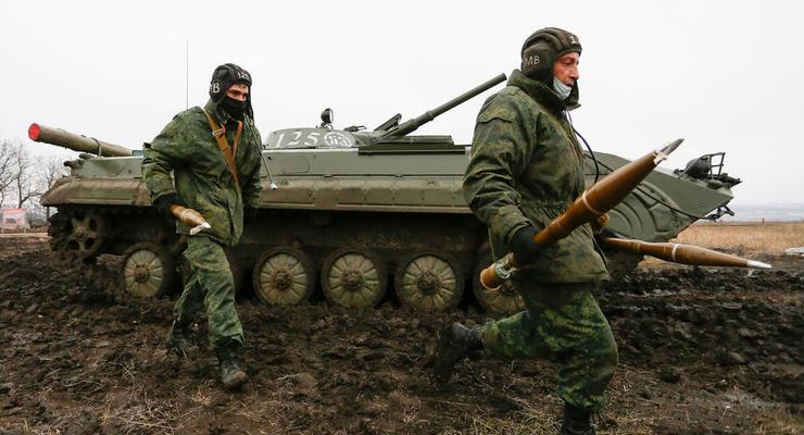 Россия скрыто усиливает войска на Донбассе, - разведка