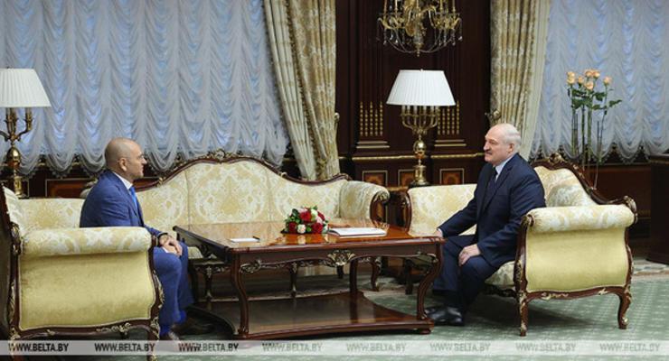 Нардеп Шевченко рассказал, что ему подарил Лукашенко
