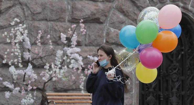 Стало известно, в каких местах чаще инфицируются украинцы