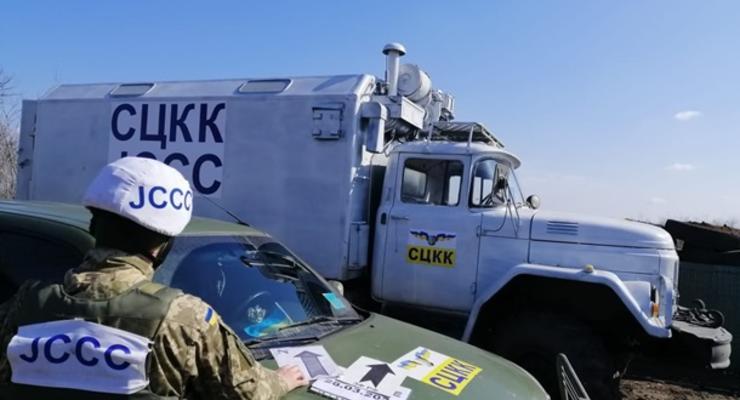 На Донбассе за сутки прогремело 123 взрыва - ОБСЕ