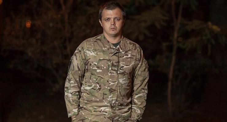 Дело ЧВК: Семенченко оставили под стражей