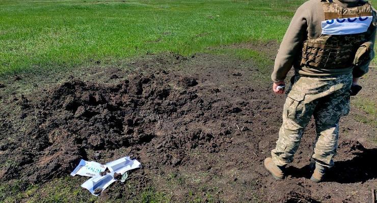 Боевики на Донбассе вновь открыли огонь по населенным пунктам