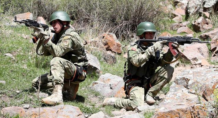 Таджикские военные покинули территорию Кыргызстана - СМИ