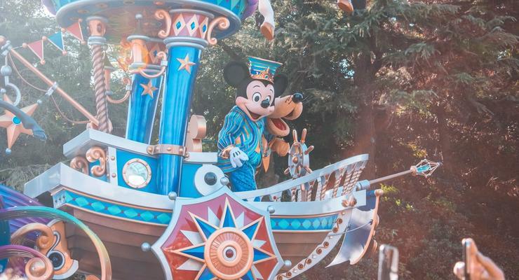 В Калифорнии возобновил работу парк развлечений Disneyland