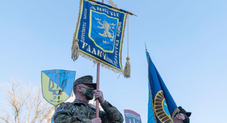 Киевские власти ответили ОП: Не можем запретить мирные акции