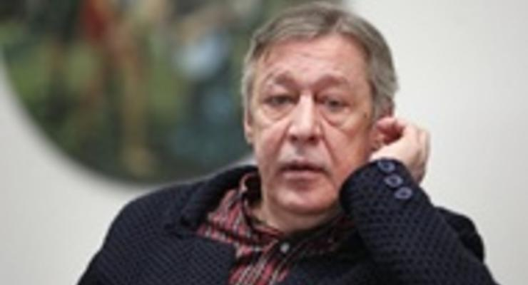 Актер Ефремов рассказал о своей жизни в колонии
