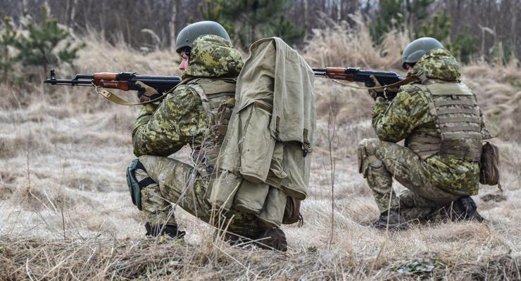 Ситуация в ООС: Боевики на Пасху обстреляли позиции ВСУ