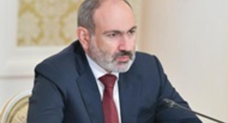 В Армении за избрание Пашиняна на пост премьера проголосовал один депутат
