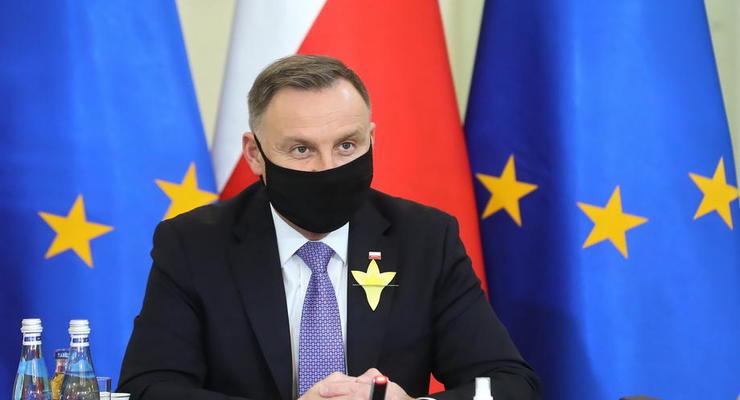 Дуда: Вступление Украины в НАТО обсудят на саммите