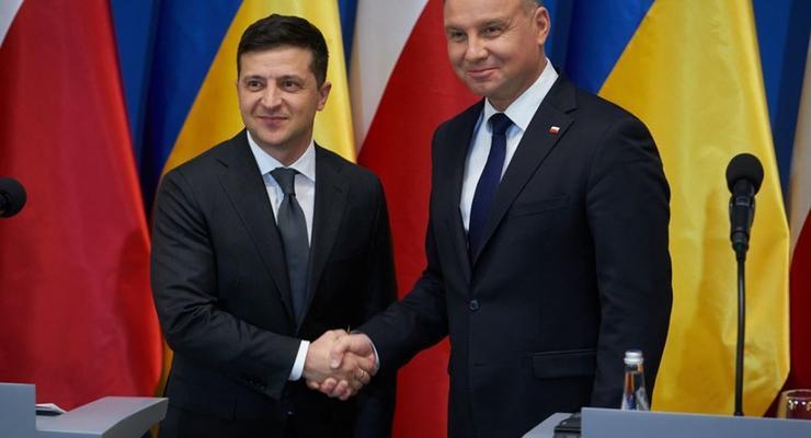 Итоги 3 мая: Визит Зеленского в Польшу и декларация пяти стран