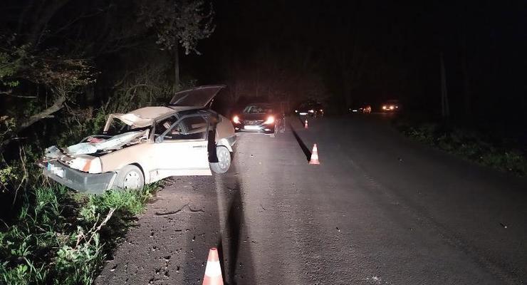 Под Львовом водитель-наркоман устроил смертельное ДТП