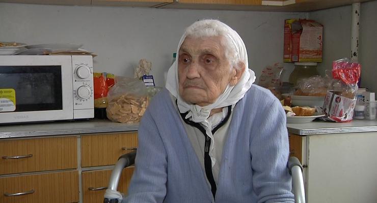 В Одессе 101-летняя пенсионерка выздоровела после коронавируса