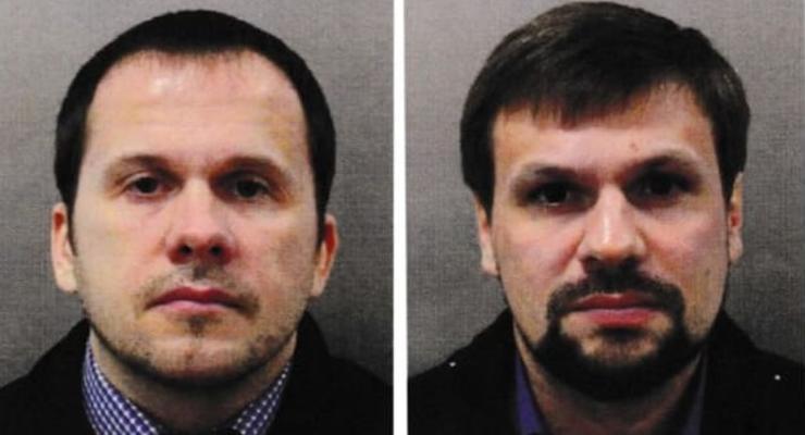 Пошли на повышение: Известна судьба шпионов ГРУ Петрова и Боширова