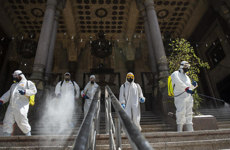 В Египте ввели жесткий локдаун: Стоит ли покупать путевки / EPA / UPG