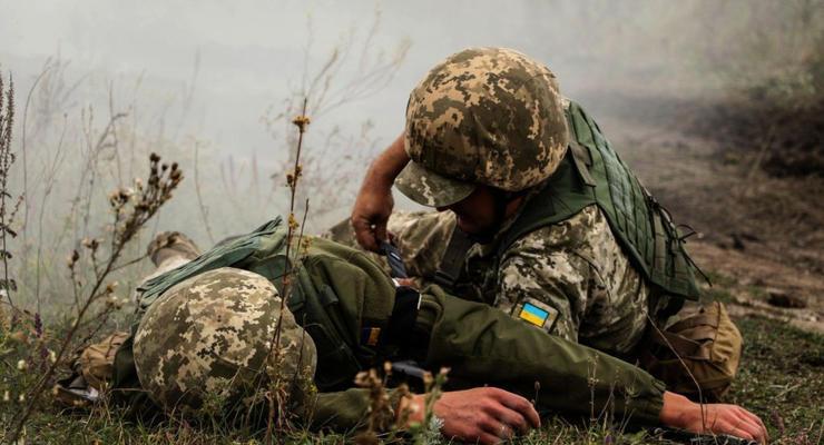 На Донбассе боевики убили украинского военнослужащего