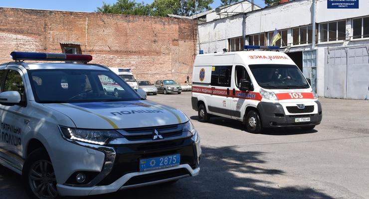 В Святошинском райотделе полиции умерла задержанная