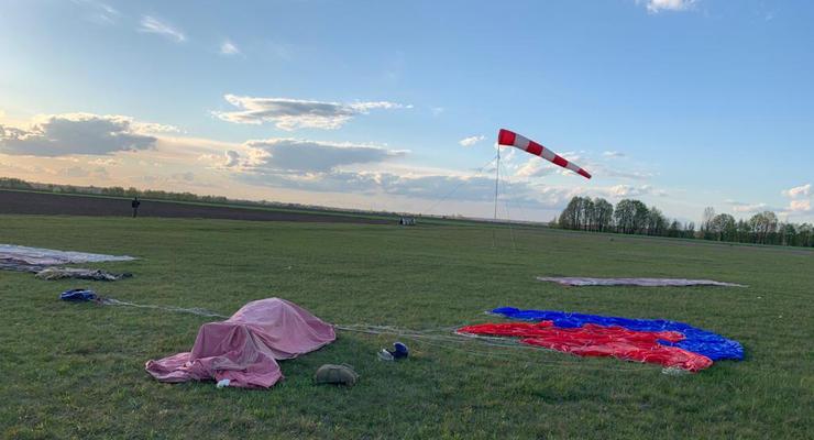 ГБР расследует смерть спасателя, у которого не раскрылся парашют