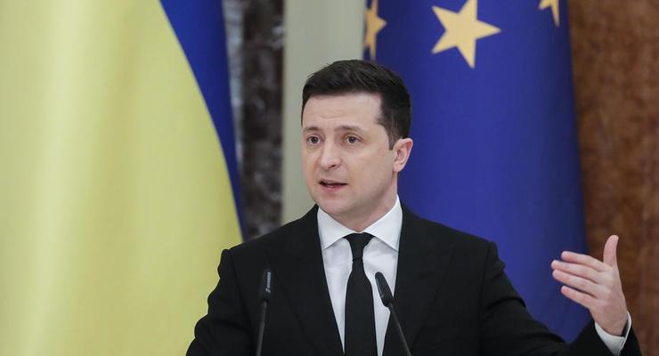 Зеленский обсудил евроинтеграцию Украины с министрами стран Бенилюкса