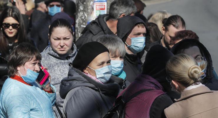 Эксперт сообщил, когда Украину ждет пятый и шестой пик COVID