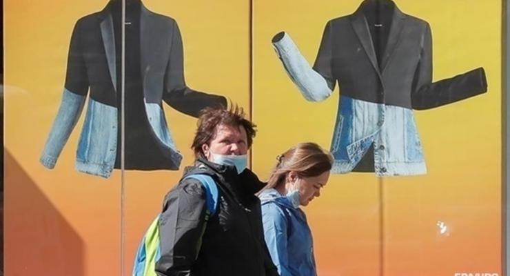 Украина вторая в Европе по смертности от COVID