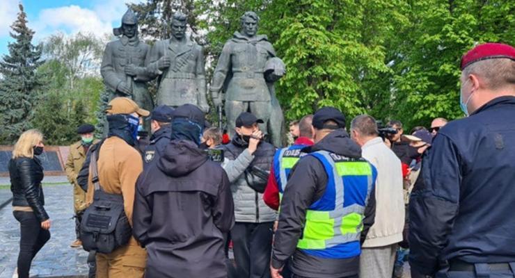 Полиция рассказала о нарушениях на 9 мая