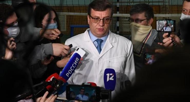 В России пропал бывший главврач больницы, где лежал Навальный