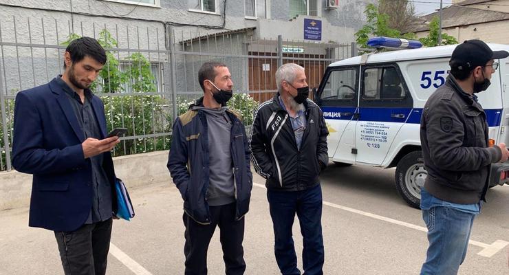 В Крыму во время обысков оккупанты застрелили человека