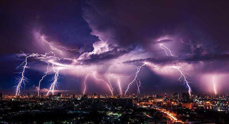 Украину накроет грозовой фронт: Названы самые дождливые регионы