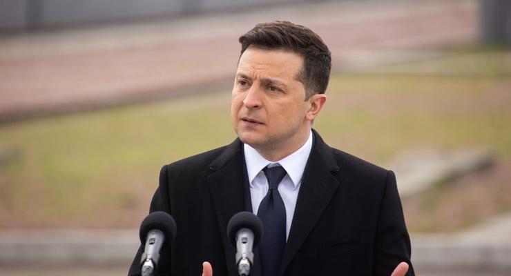 Зеленский выступил с заявлением по ситуации в Израиле