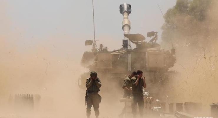 Израиль назвал условие прекращения ответных ударов
