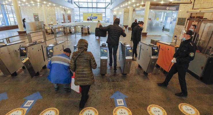 В киевском метро планируют повысить стоимость проезда