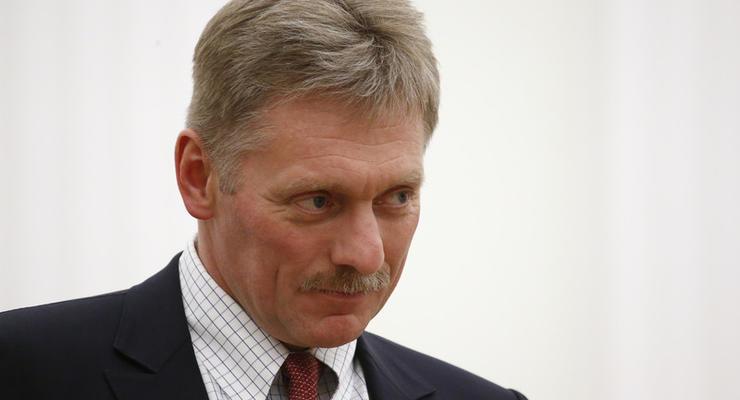 Россия не планирует поглощать Донбасс, - Песков