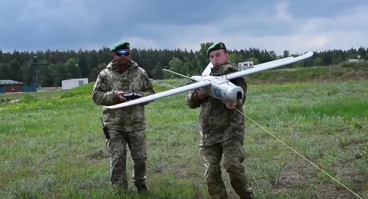 ВСУ приняли на вооружение украинские беспилотники