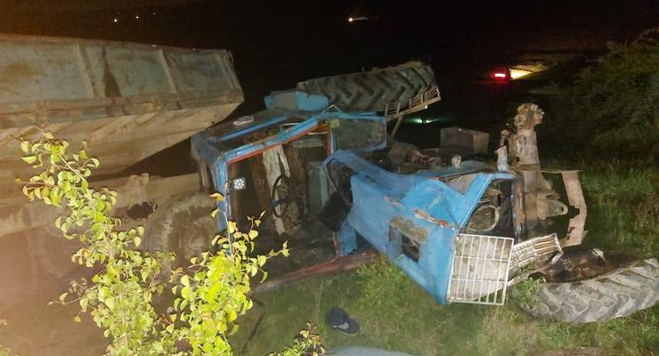 На Буковине трактор раздавил 6-летнюю девочку