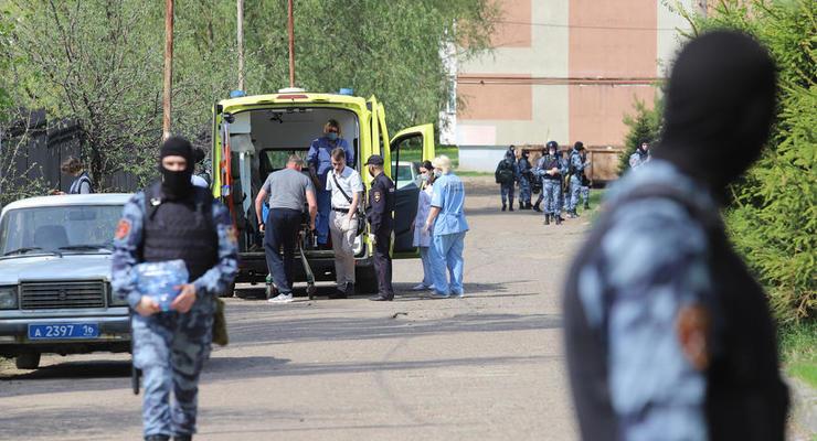 Путин высказался о стрельбе в казанской школе
