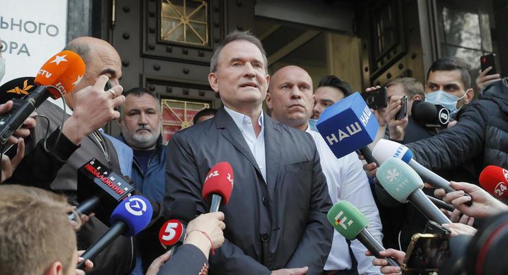 Итоги 13 мая: Суд над Медведчуком и обыски на предприятиях Киева