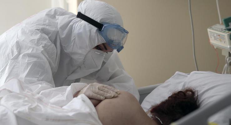 В Украине 7 562 новых случая коронавируса