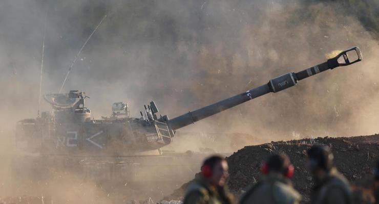Израиль отказался прекращать огонь против ХАМАС