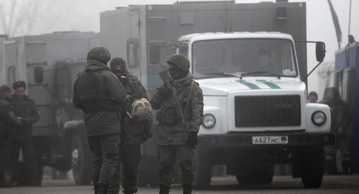 В Донецке начали опечатывать квартиры переселенцев