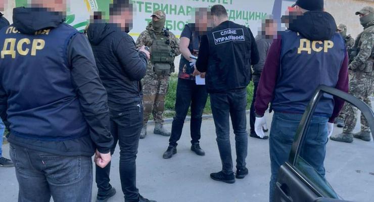 В Одессе задержали грабителей, выдававших себя за таксистов