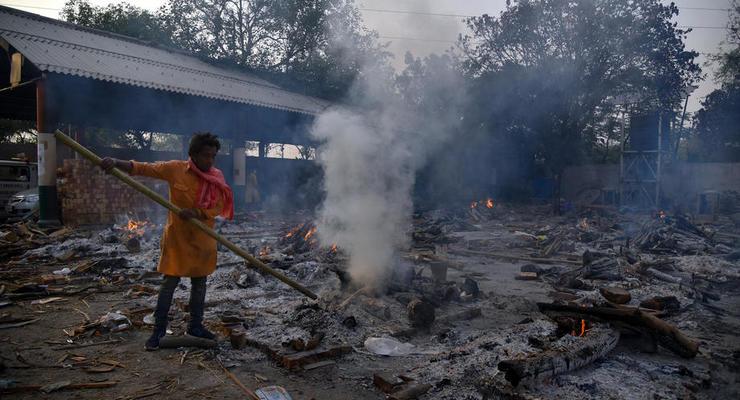 ВОЗ предупредила о новом всплеске пандемии коронавируса из-за Индии