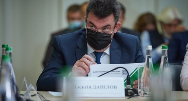 """Данилов назвал число """"воров в законе"""", проживающих в Украине"""