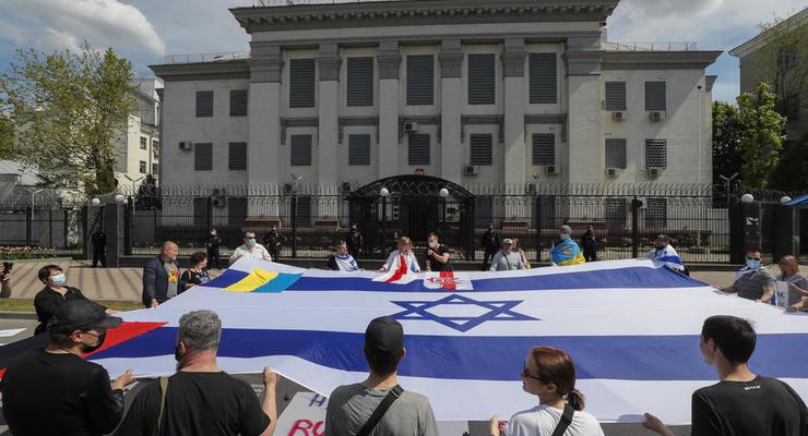 Правительство пытается эвакуировать из сектора Газа больше ста украинцев