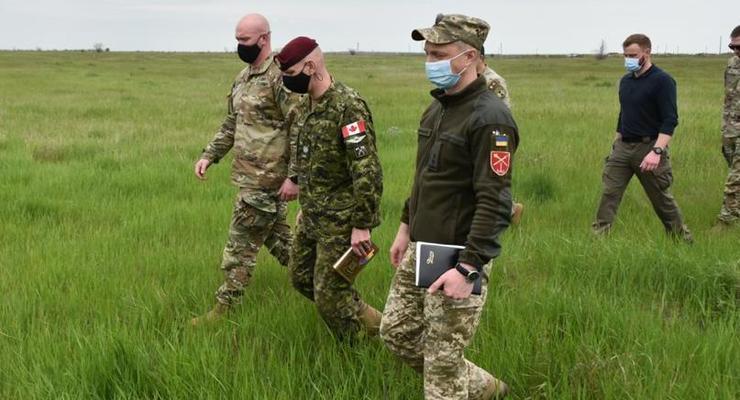 """Украина в Британия проведут первые масштабные учения """"Cossack mace"""""""