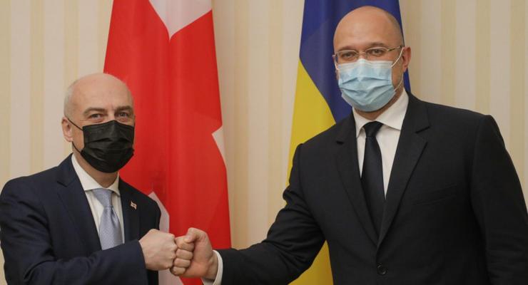 Украина, Молдова и Грузия создали блок для вхождения в Евросоюз