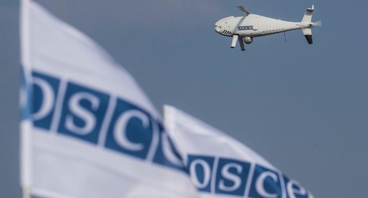 Боевики глушат беспилотники ОБСЕ, скрывая поставки военной техники РФ