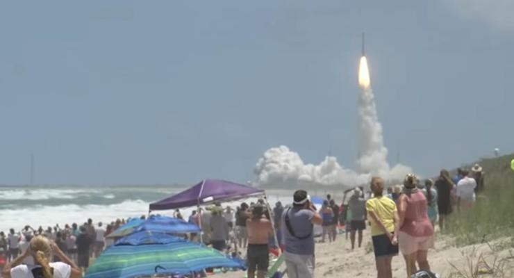 США запустили спутник для обнаружения баллистических ракет
